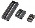 2x13Conector Negro IDC P26 Hembra para Cable